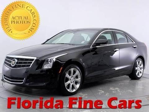 2013 Cadillac ATS for sale in Miami, FL