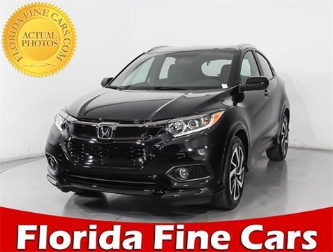 2019 Honda HR-V for sale in Miami, FL