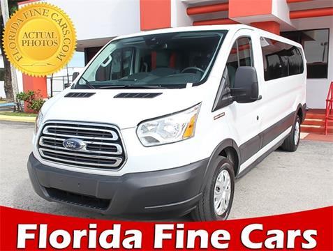 2015 Ford Transit Passenger for sale in Miami, FL