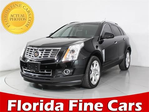 2016 Cadillac SRX for sale in Miami, FL