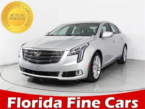 2018 Cadillac XTS for sale in Miami, FL