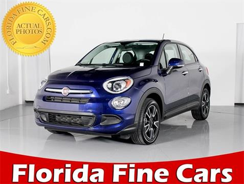 2017 FIAT 500X for sale in Miami, FL