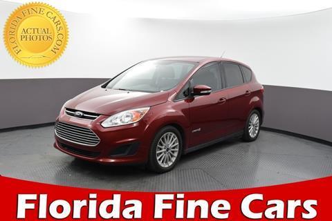 2016 Ford C-MAX Hybrid for sale in Miami, FL