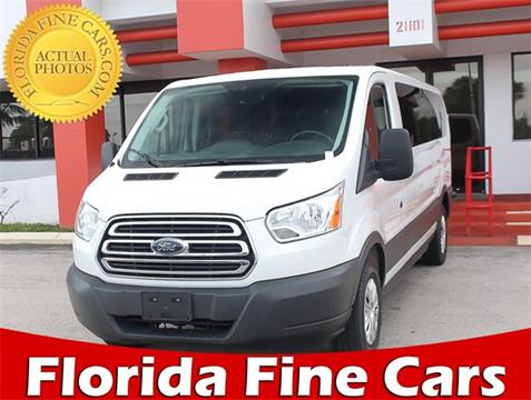 544a246e86 2017 Ford Transit Passenger for sale in Miami