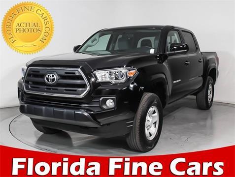 2016 Toyota Tacoma for sale in Miami, FL