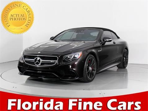 2017 Mercedes-Benz S-Class for sale in Miami, FL
