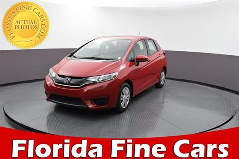 2015 Honda Fit for sale in Miami, FL
