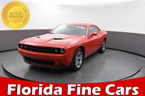 2018 Dodge Challenger for sale in Miami, FL