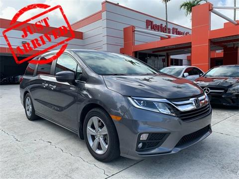 2018 Honda Odyssey for sale in Miami, FL