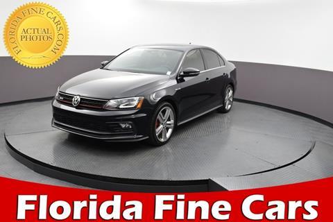 2016 Volkswagen Jetta for sale in Miami, FL