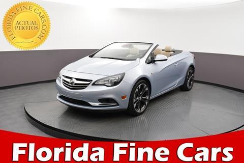 2016 Buick Cascada for sale in Miami, FL