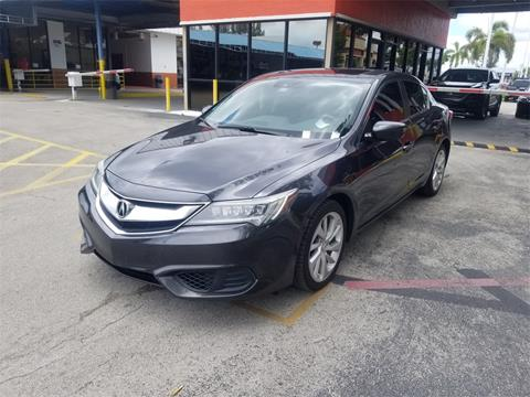 2016 Acura ILX for sale in Miami, FL