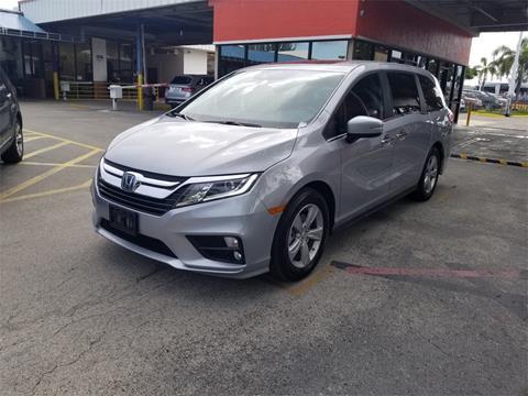 2019 Honda Odyssey for sale in Miami, FL