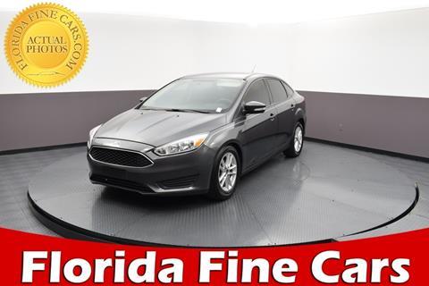 2017 Ford Focus for sale in Miami, FL