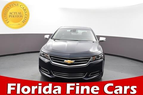 2015 Chevrolet Impala for sale in Miami, FL