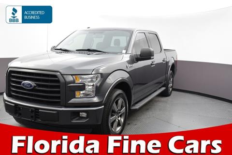 2016 Ford F-150 for sale in Miami, FL