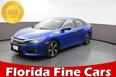 2016 Honda Civic for sale in Miami, FL