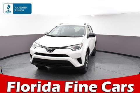 2016 Toyota RAV4 for sale in Miami, FL