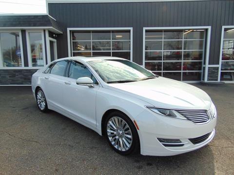 2013 Lincoln Mkz For Sale >> 2013 Lincoln Mkz For Sale In Akron Oh