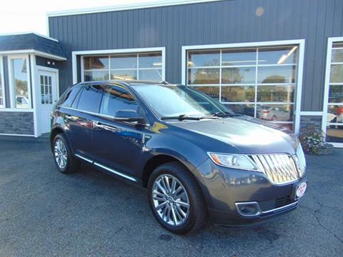 2013 Lincoln MKX for sale in Akron, OH