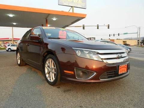2012 Ford Fusion for sale in East Wenatchee, WA