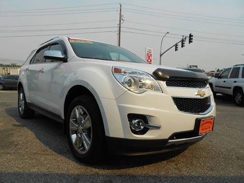 2011 Chevrolet Equinox for sale in East Wenatchee, WA