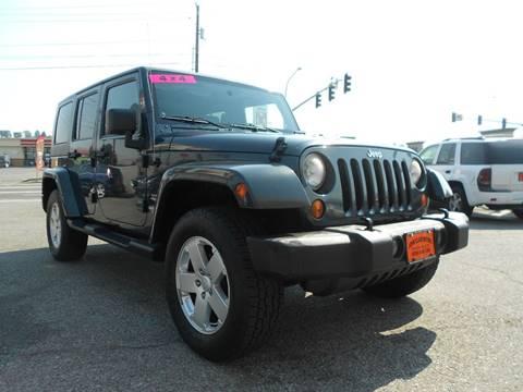 2007 Jeep Wrangler Unlimited for sale in East Wenatchee, WA