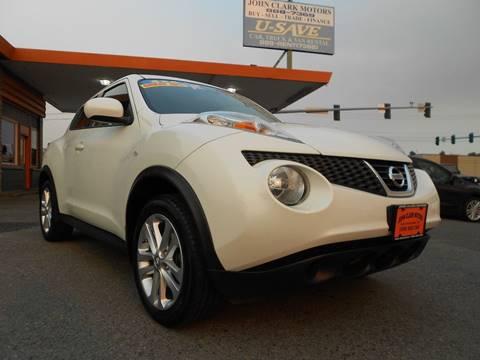 2013 Nissan JUKE for sale in East Wenatchee, WA