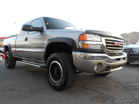 2003 GMC Sierra 2500HD for sale in East Wenatchee, WA