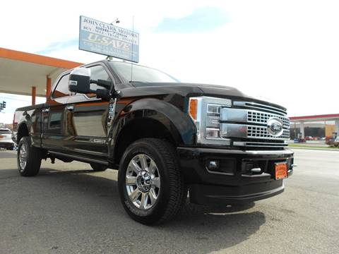 2017 Ford F-350 Super Duty for sale in East Wenatchee, WA