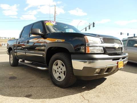 2005 Chevrolet Silverado 1500 for sale in East Wenatchee, WA