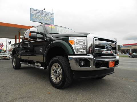 2011 Ford F-350 Super Duty for sale in East Wenatchee, WA