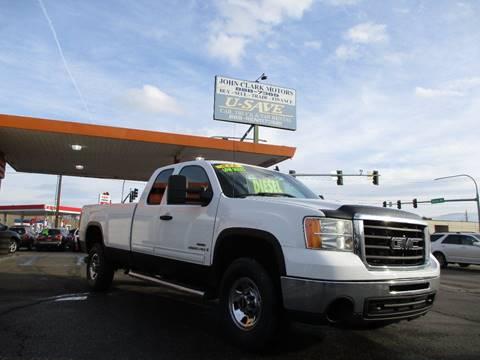 Used Diesel Trucks >> Used Diesel Trucks For Sale In East Wenatchee Wa Carsforsale Com