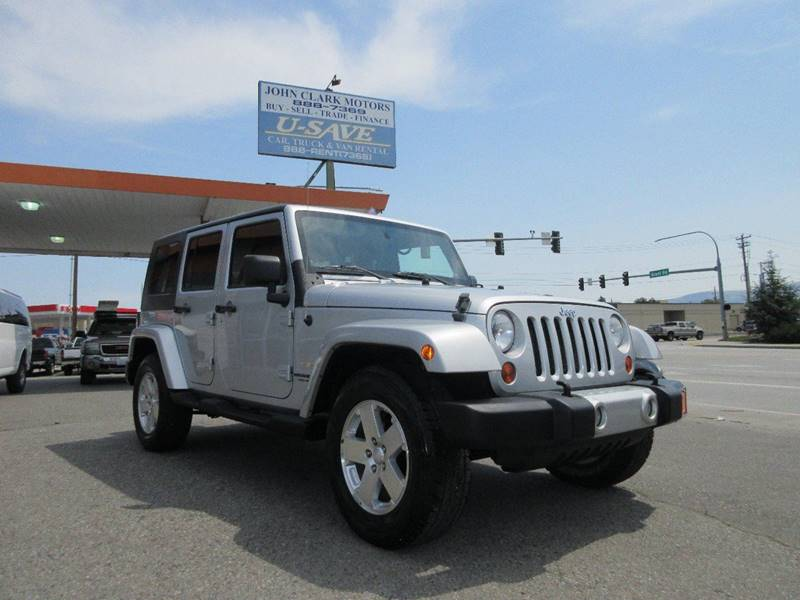 John Clark Motors Inc - Used Cars - East Wenatchee WA Dealer