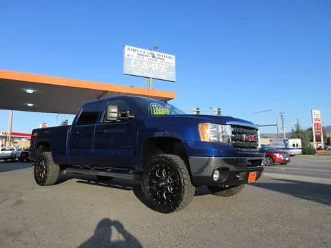 2013 GMC Sierra 2500HD for sale in East Wenatchee, WA