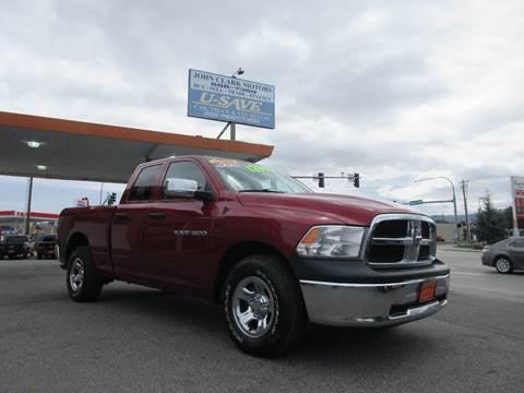John Clark Motors Inc - Used Cars - East Wenatchee WA Dealer