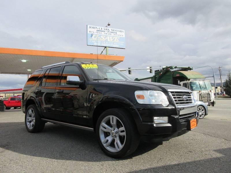 Wenatchee Car Dealers >> John Clark Motors Inc Used Cars East Wenatchee Wa Dealer