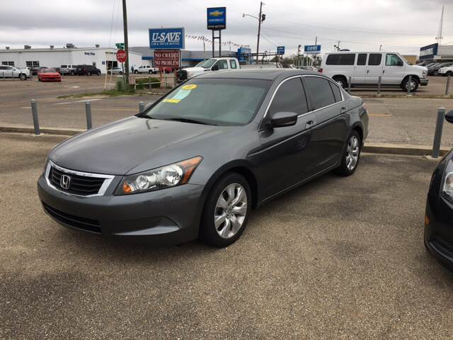 2010 Honda Accord EX L 4dr Sedan 5A   Hattiesburg MS