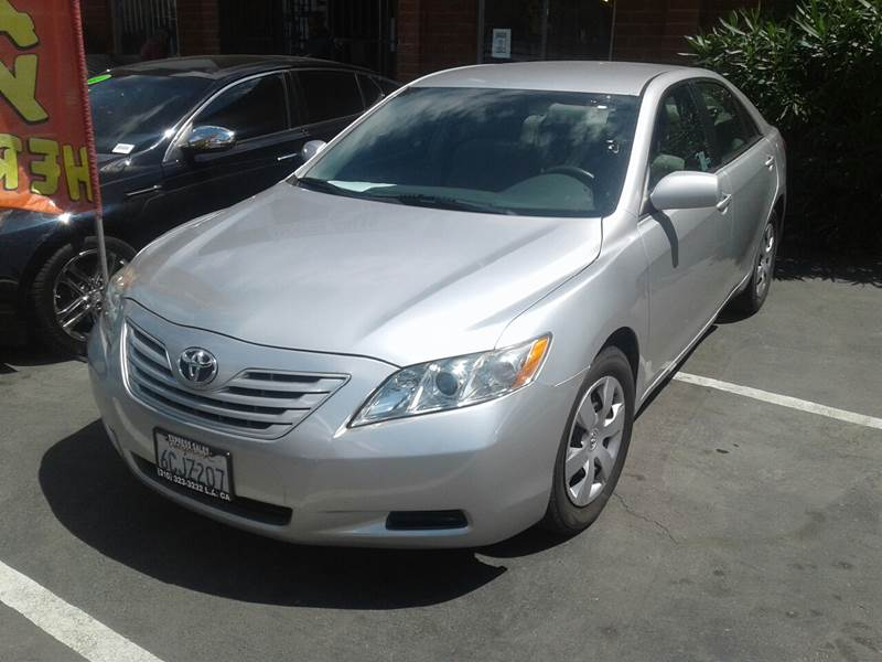 2008 Toyota Camry For Sale At EXPRESS SALES In Los Angeles CA