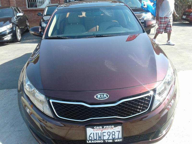 2012 Kia Optima For Sale At EXPRESS SALES In Los Angeles CA