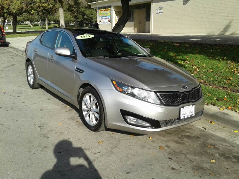 Marvelous 2011 Kia Optima For Sale At EXPRESS SALES In Los Angeles CA