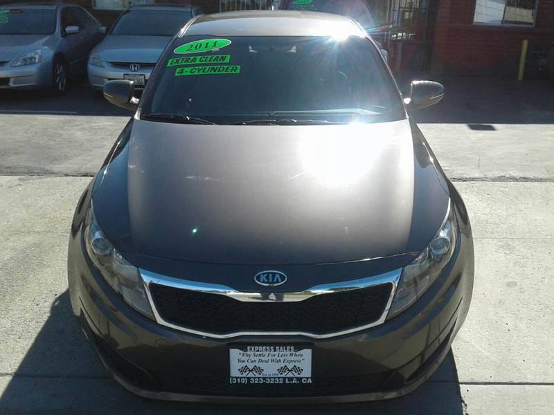 2011 Kia Optima For Sale At EXPRESS SALES In Los Angeles CA