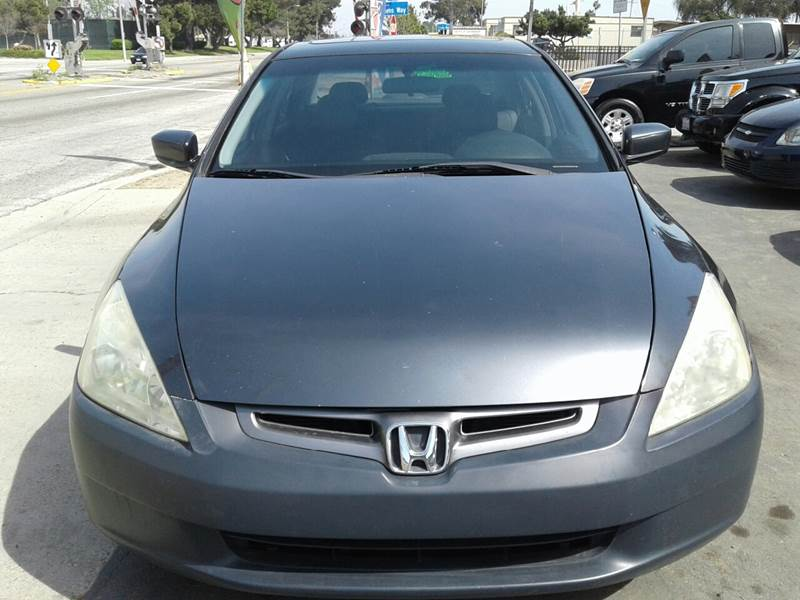 2004 honda accord ex w leather in los angeles ca express sales. Black Bedroom Furniture Sets. Home Design Ideas