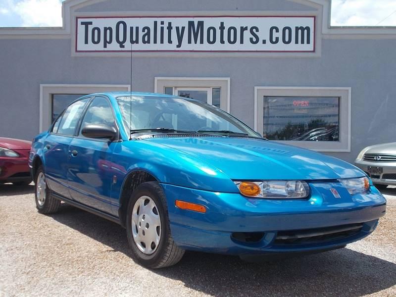 2002 Saturn S Series Sl1 In Ashland Mo Top Quality Motors