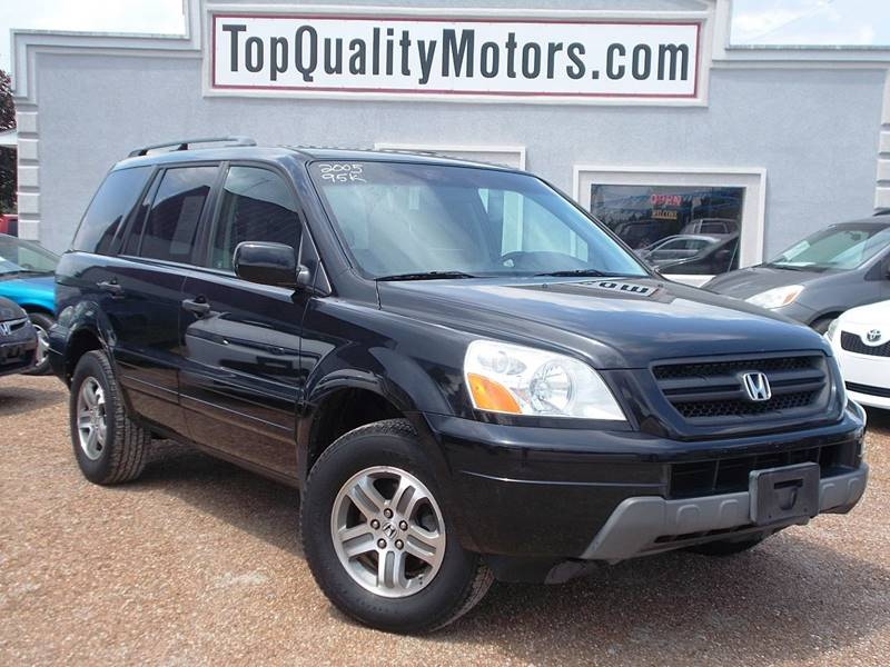 2005 Honda Pilot For Sale At Top Quality Motors In Ashland MO