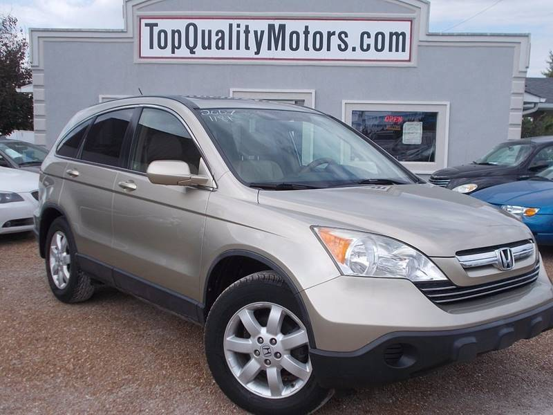 2007 Honda CR V For Sale At Top Quality Motors In Ashland MO