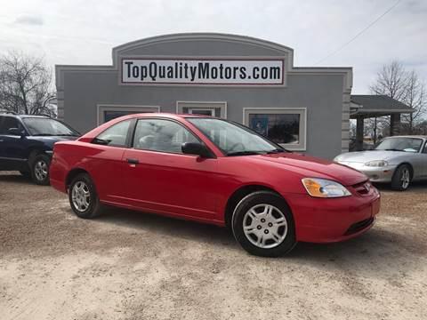 2001 Honda Civic for sale in Ashland, MO
