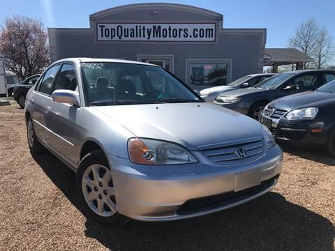2003 Honda Civic for sale in Ashland, MO
