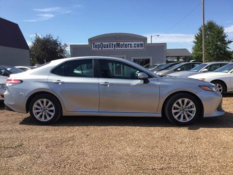 2018 Toyota Camry for sale in Ashland, MO