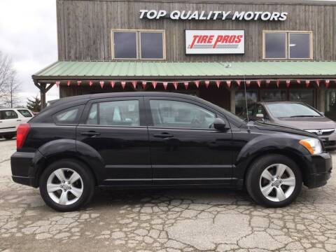 2012 Dodge Caliber SXT for sale at Top Quality Motors & Tire Pros in Ashland MO